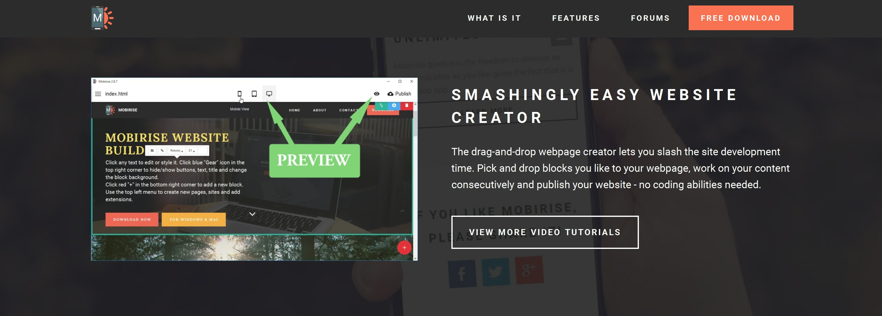 Responsive Web Page  Builder Review