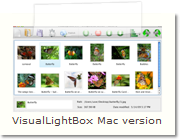Web Photo Album Mac version