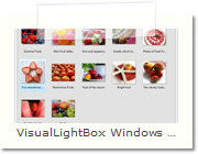 Web Photo Album Windows version - Main Window